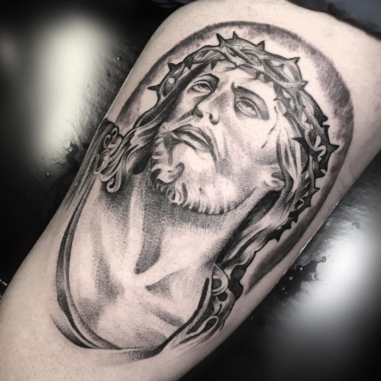 Christian Tattoo 123