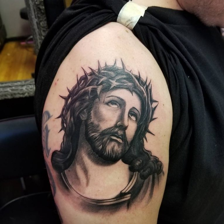 Christian Tattoo 124