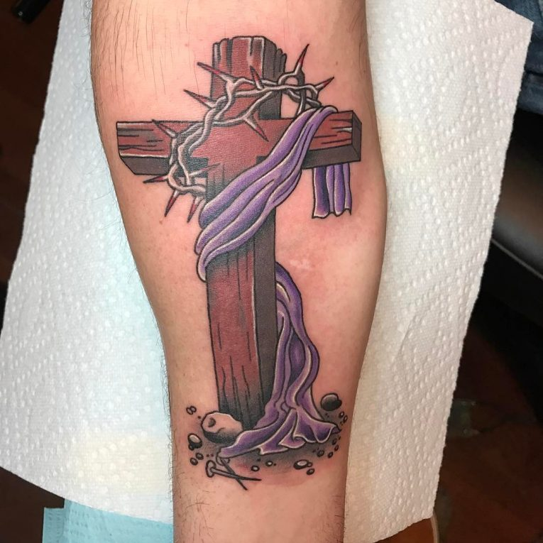 Christian Tattoo 126