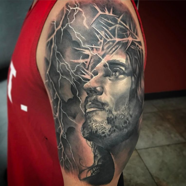 Christian Tattoo 127