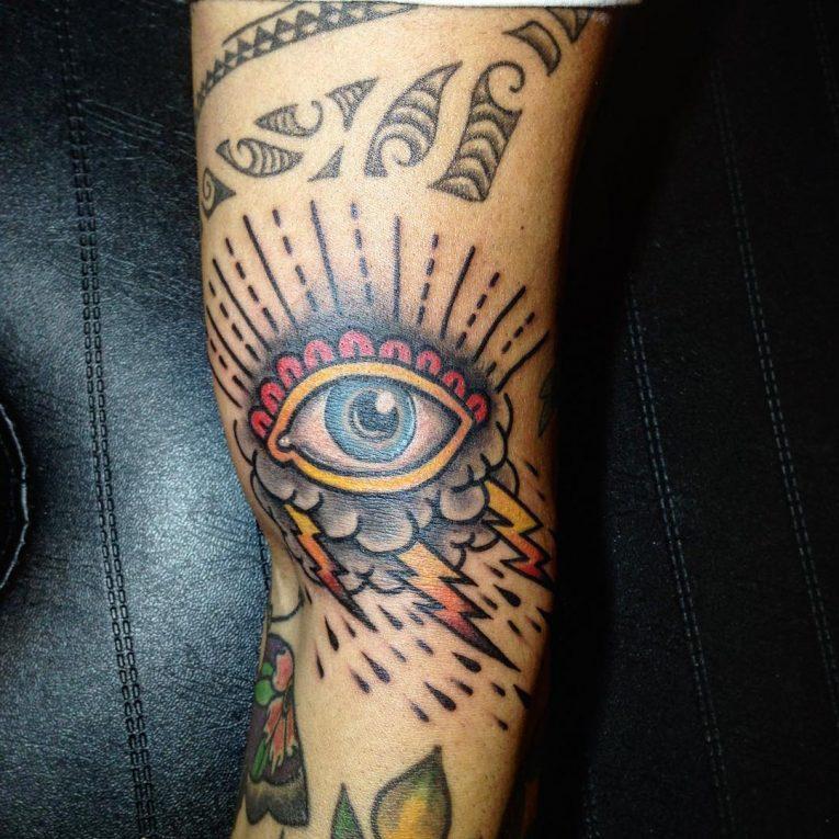 Cloud Tattoo 104