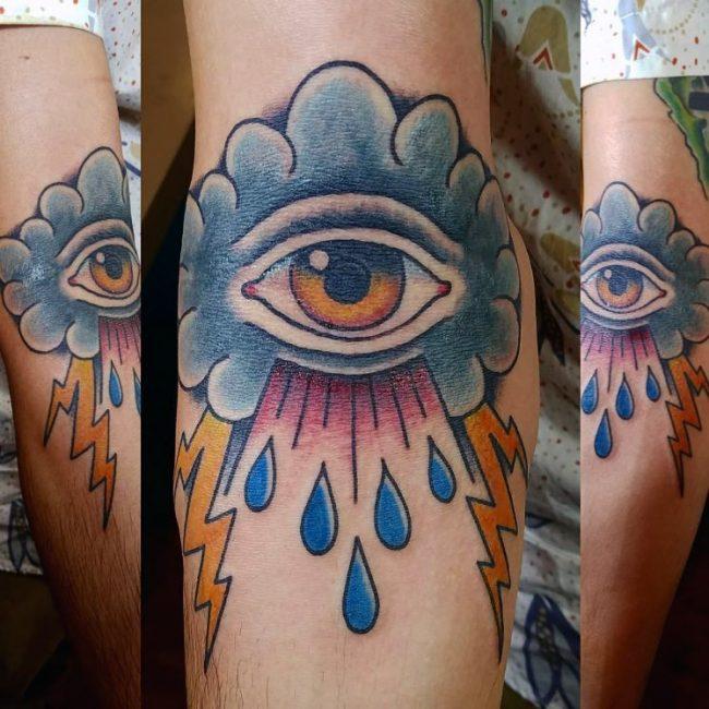 Cloud Tattoo 94