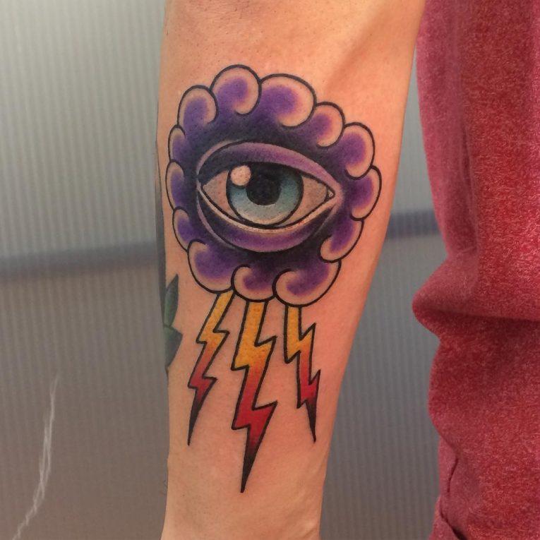 Cloud Tattoo 99