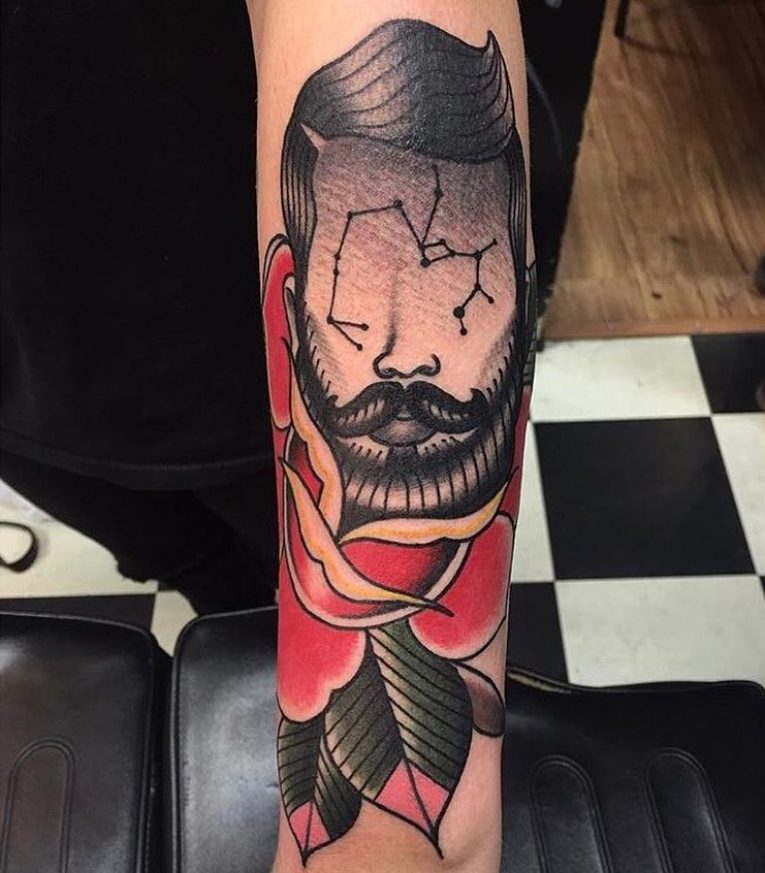 Constellation Tattoo 72