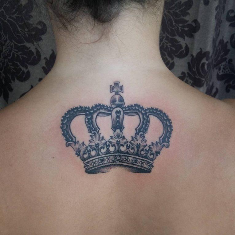 Crown Tattoo 74