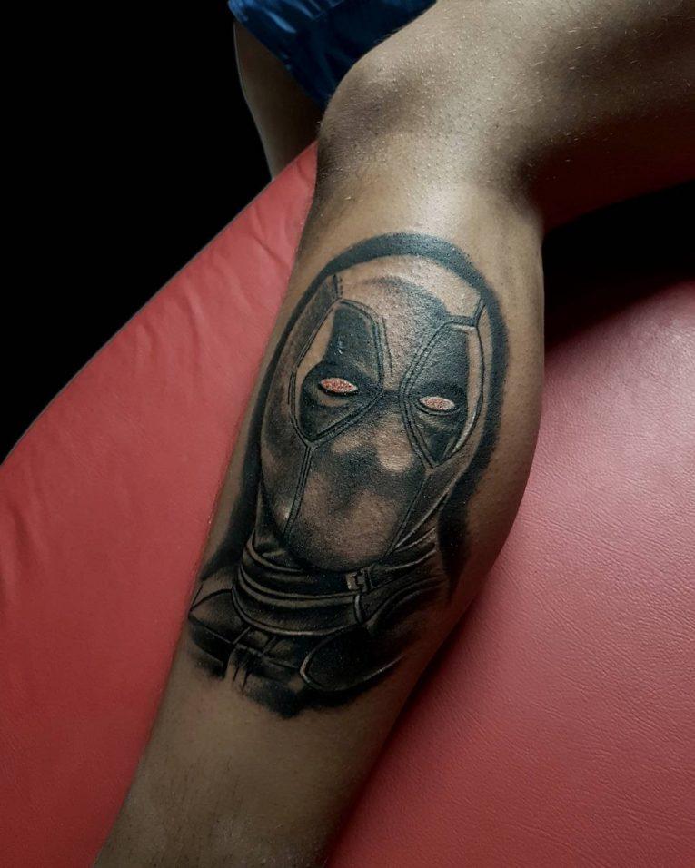 Deadpool Tattoo 70