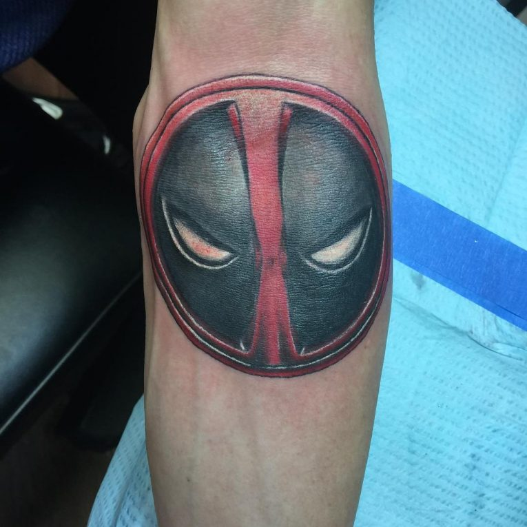Deadpool Tattoo 72