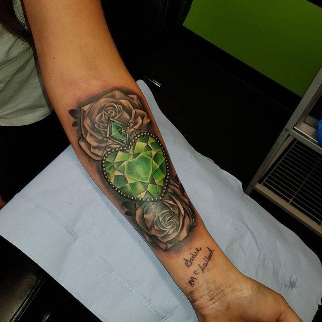 Diamond Tattoo 61