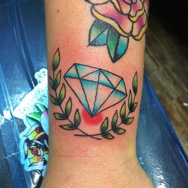 Diamond Tattoo 62