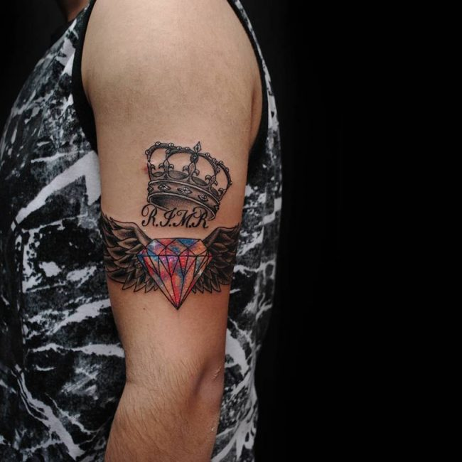 Diamond Tattoo 63