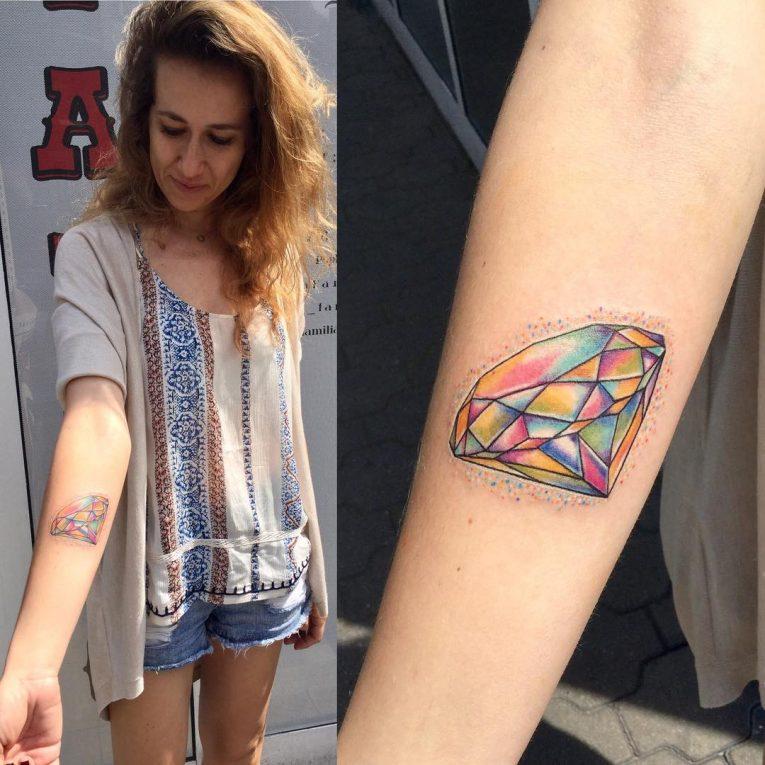Diamond Tattoo 68