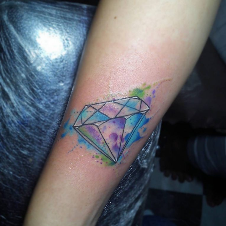 Diamond Tattoo 71