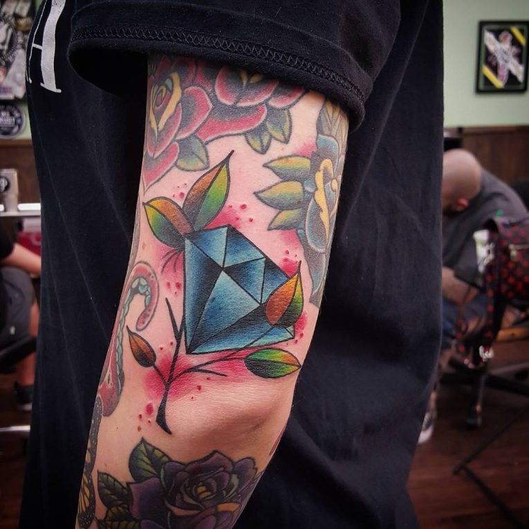 Diamond Tattoo 73