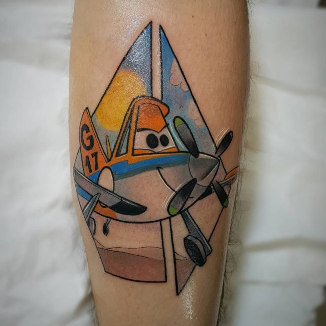 Disney Tattoo 108