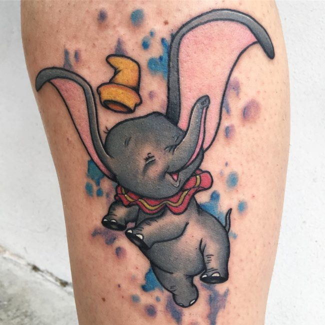 Disney Tattoo 111