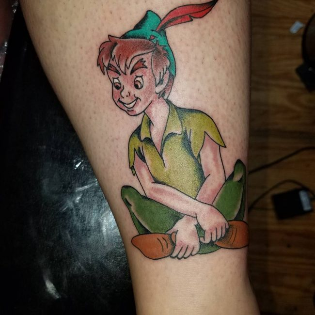 Disney Tattoo 114