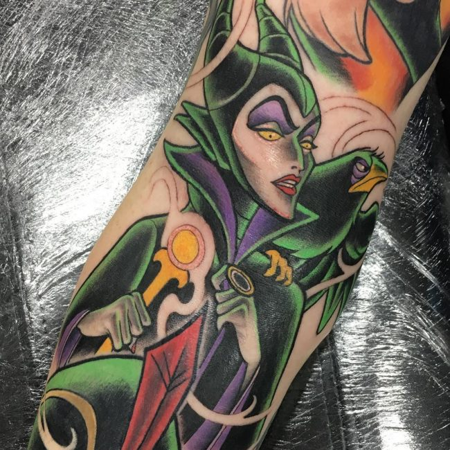 Disney Tattoo 115