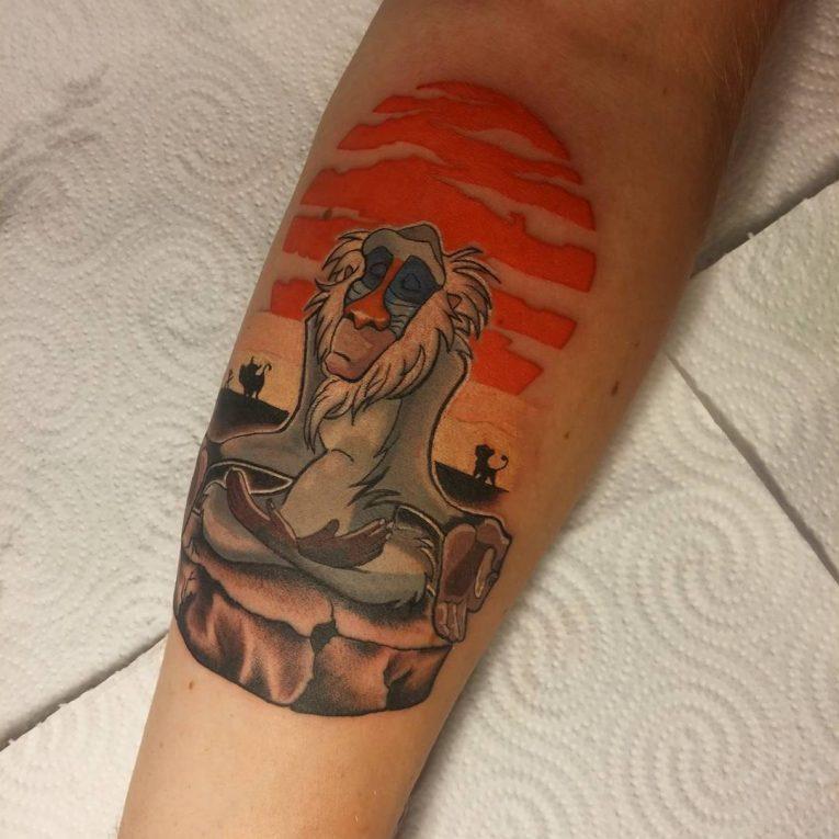 Disney Tattoo 116