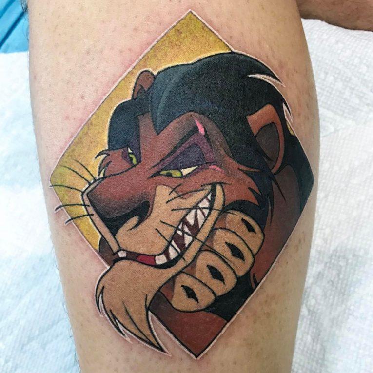 Disney Tattoo 117