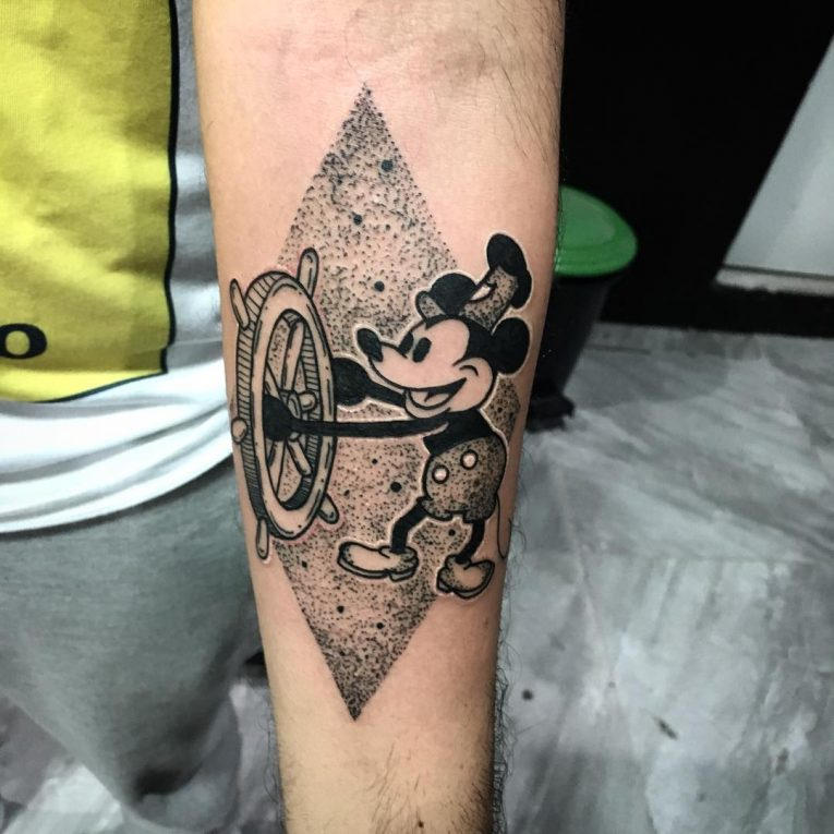 Disney Tattoo 123
