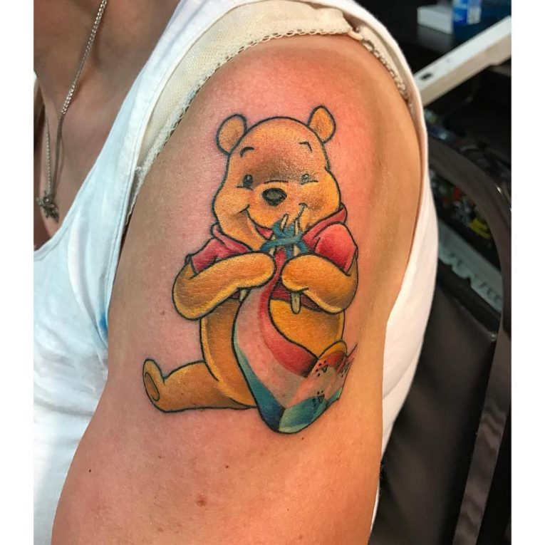 Disney Tattoo 124