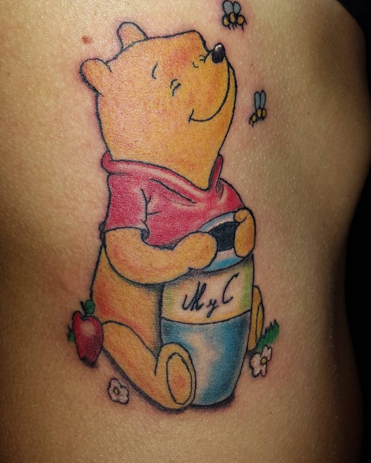 Disney Tattoo 126