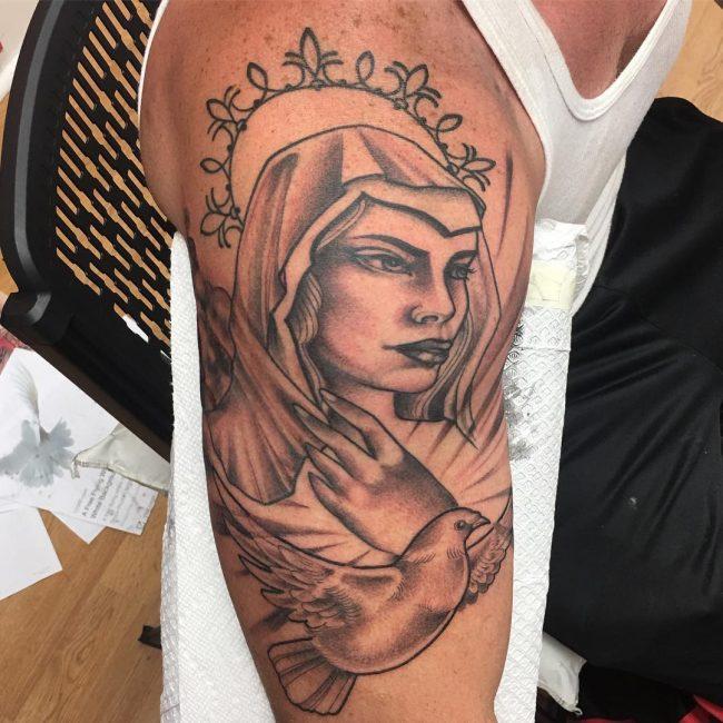 Dove Tattoo 56