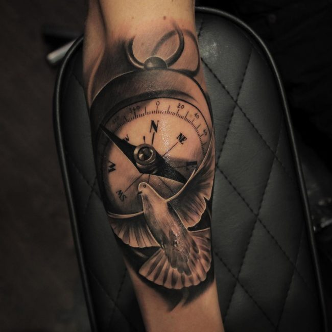 Dove Tattoo 60