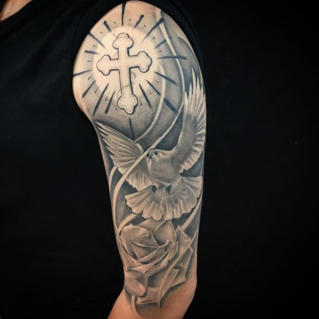 Dove Tattoo 62