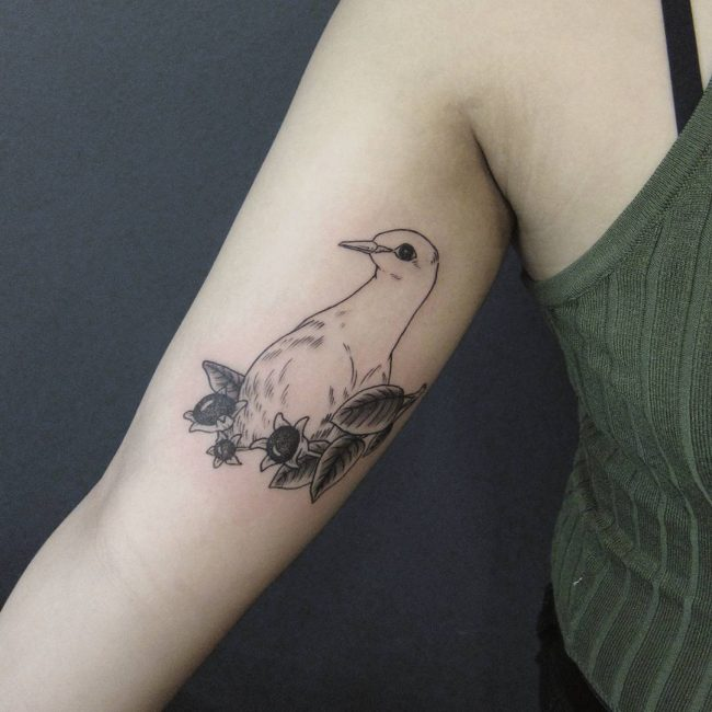 Dove Tattoo 65