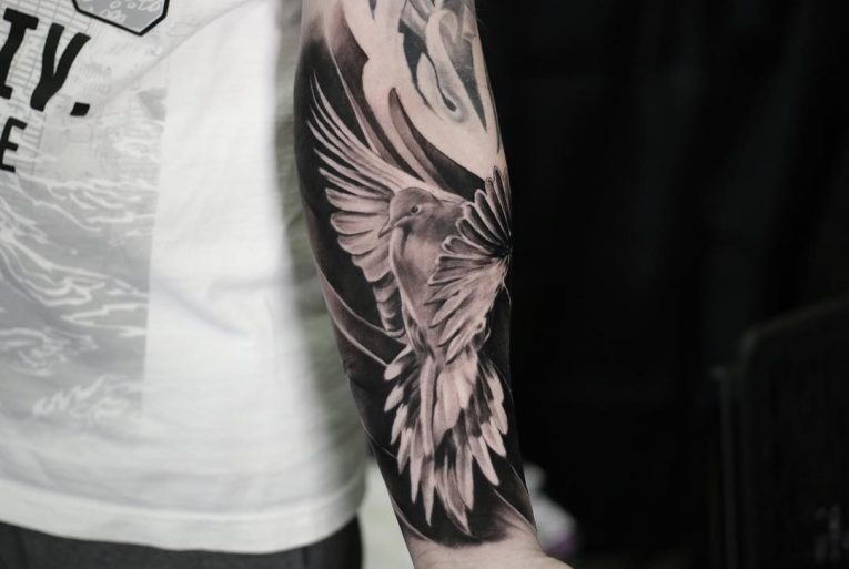 Dove Tattoo 66