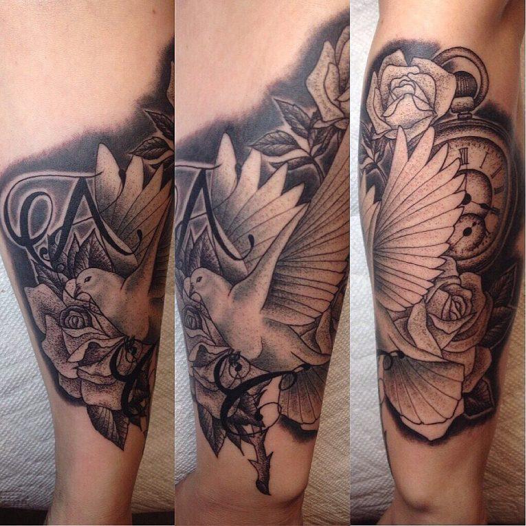 Dove Tattoo 68
