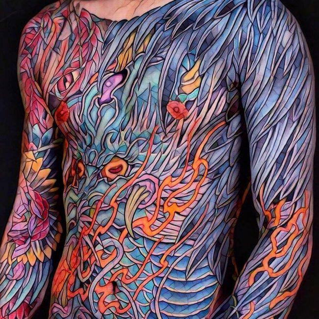 Dragon Tattoo 56