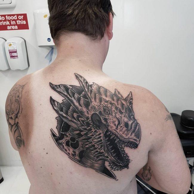 Dragon Tattoo 58