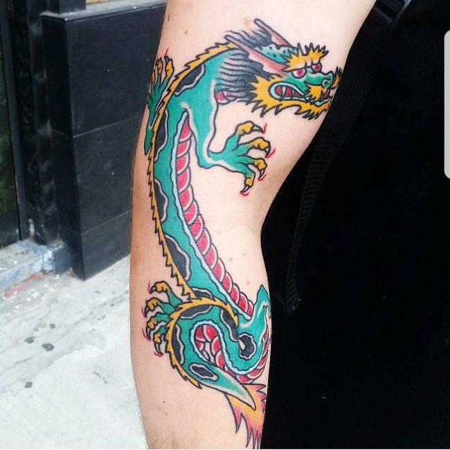 Dragon Tattoo 63