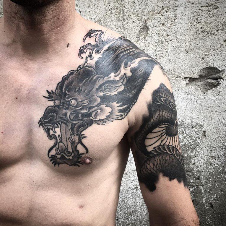 Dragon Tattoo 66