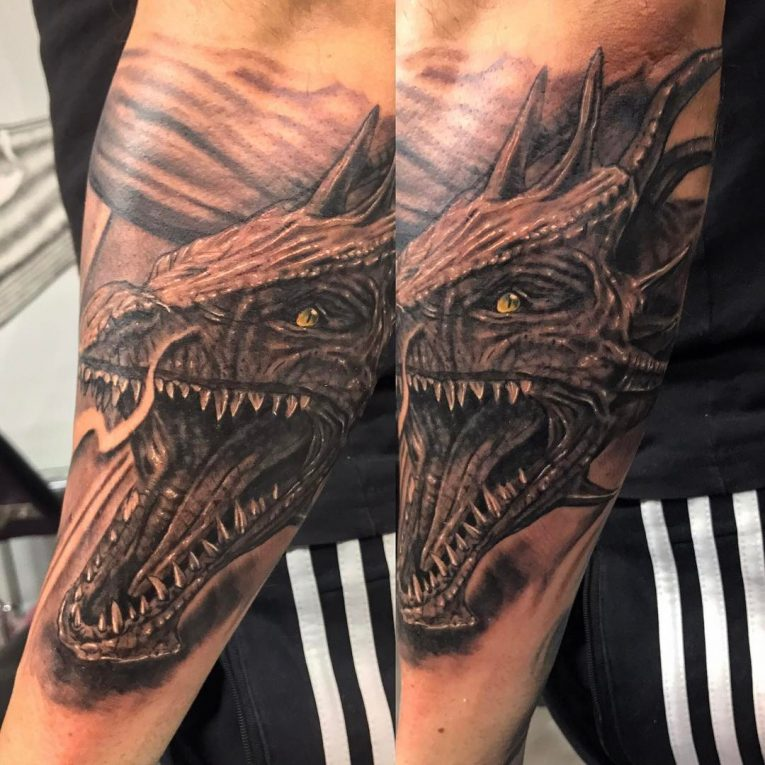 Dragon Tattoo 76