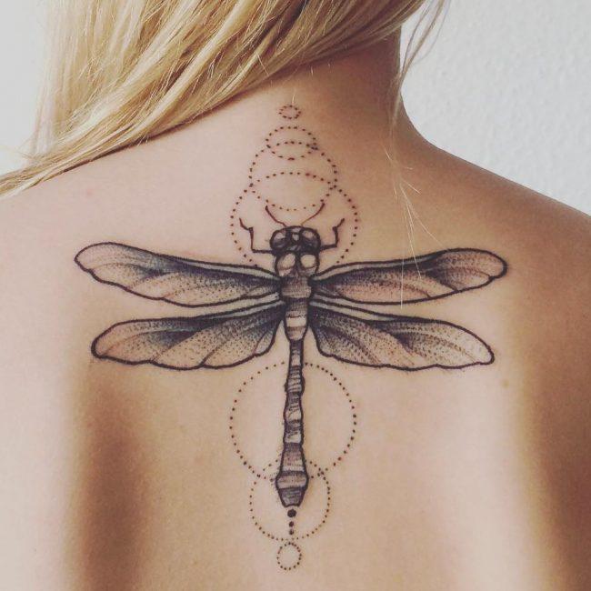 Dragonfly Tattoo 66
