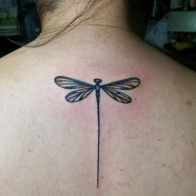 Dragonfly Tattoo 72