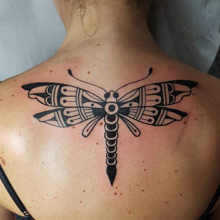 Dragonfly Tattoo 78