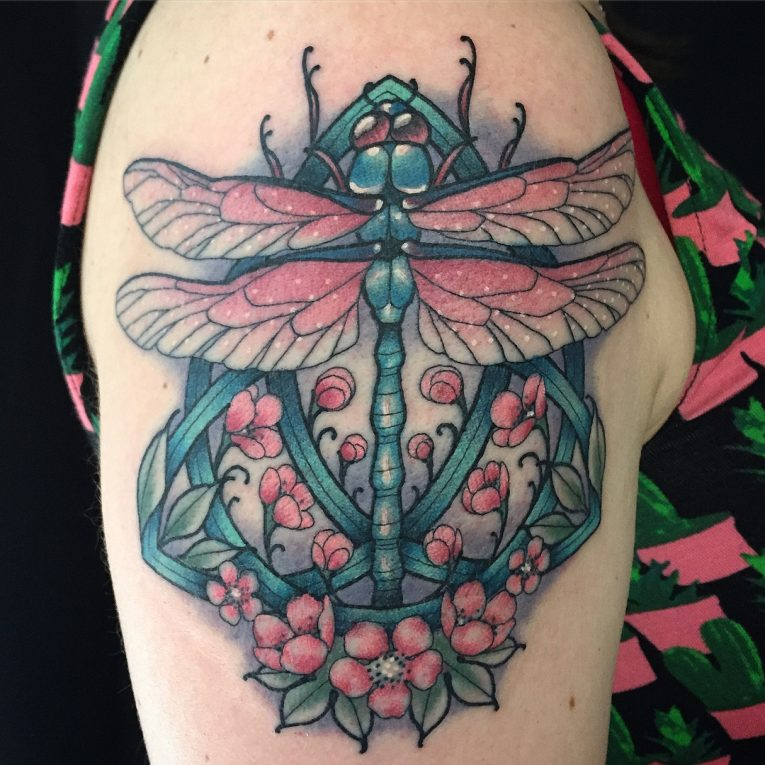 Dragonfly Tattoo 81