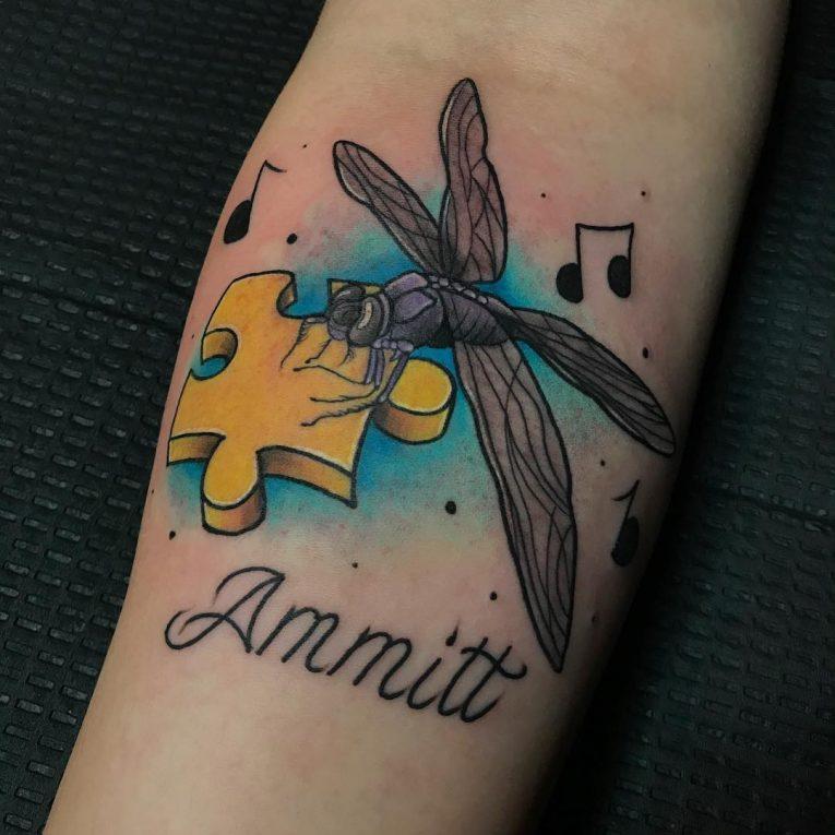 Dragonfly Tattoo 83