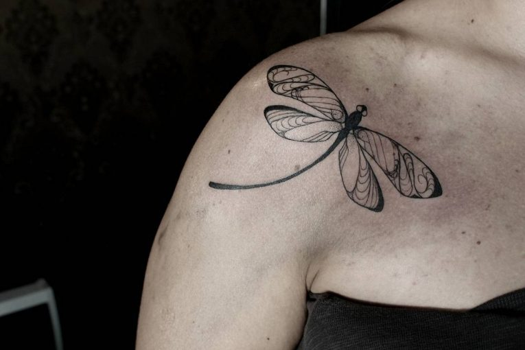 Dragonfly Tattoo 84