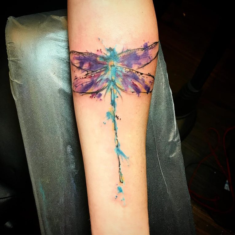 Dragonfly Tattoo 86