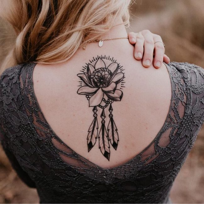 Dreamcatcher Tattoo 66