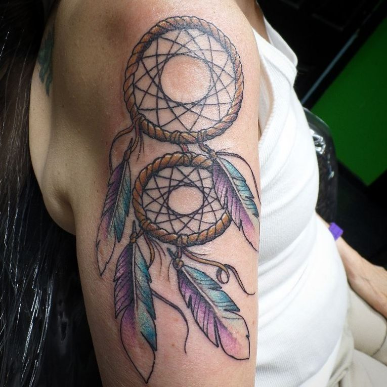 Dreamcatcher Tattoo 71