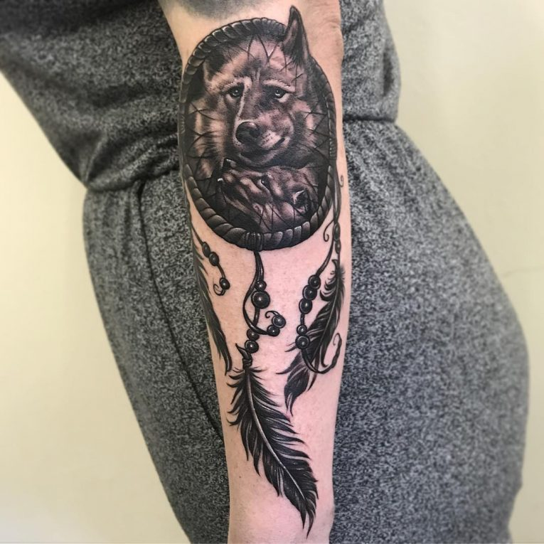 Dreamcatcher Tattoo 80