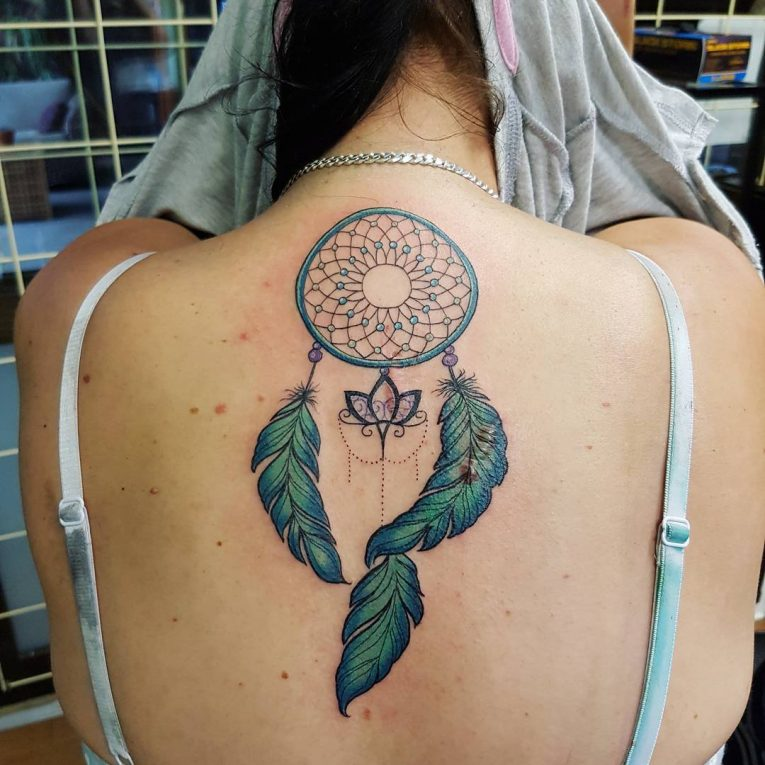 Dreamcatcher Tattoo 82