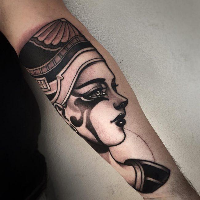 50 Images Intemporelles De Tatouages Egyptiens Tattoo
