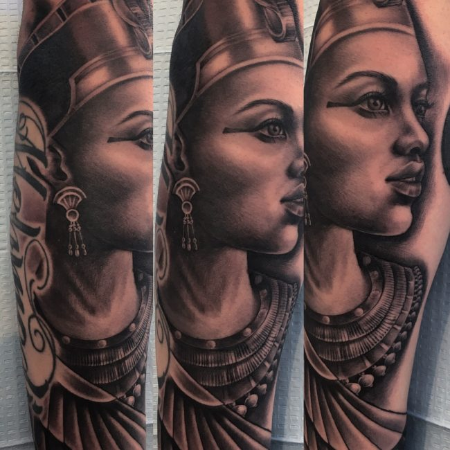 Egyptian Tattoo 53